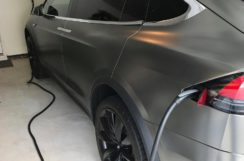 EV Charger Model X